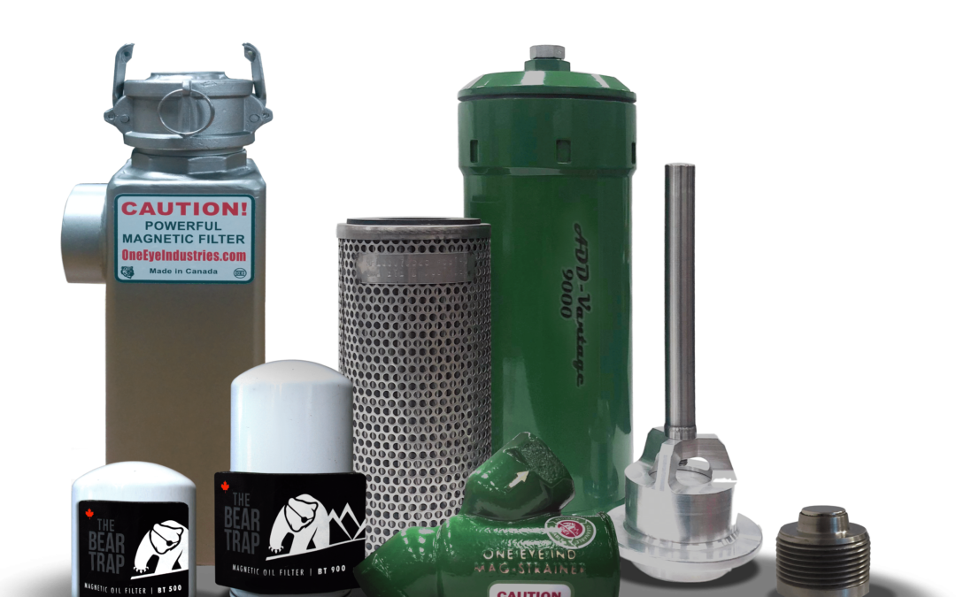 What are the advantages of using magnetic filtration technology?