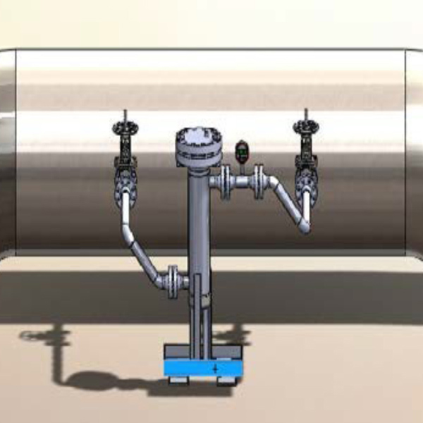 Pipeline Sample Station
